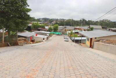 El barrio 8 de Diciembre de Dayuma pronto recibirá la obra soñada