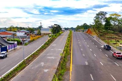 Ampliación de la Av. Alejandro Labaka impulsa el desarrollo urbanístico