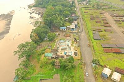 """Inicia repotenciación en planta de tratamiento de agua potable """"Los Álamos"""""""