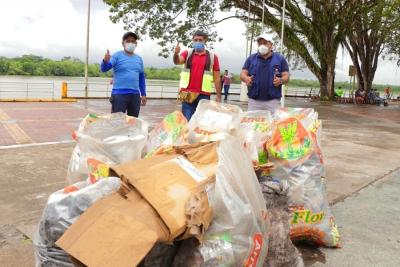 Instituciones se unen para limpiar ríos y playas