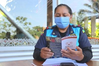 MACCO capacitó a Agentes Municipales en ámbito turístico