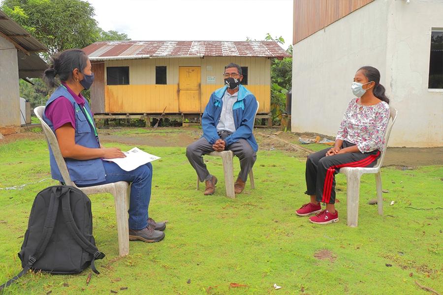 Grupos vulnerables se benefician de proyecto ABC
